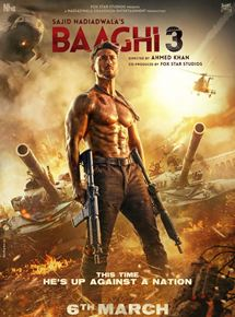 Baaghi 3 streaming