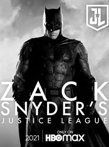 Zack Snyder's Justice League streaming