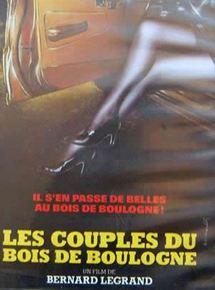Les couples du Bois de Boulogne streaming