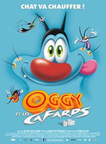 Oggy et les cafards streaming