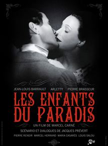 Les enfants du paradis streaming