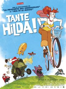 Tante Hilda ! streaming