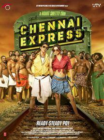 Chennai Express streaming
