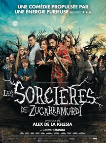 Les Sorcières de Zugarramurdi streaming