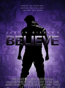Justin Bieber's Believe streaming