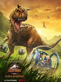 Jurassic World - La Colo du Crétacé