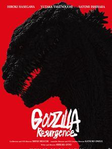 Godzilla: Resurgence Bande-annonce VO