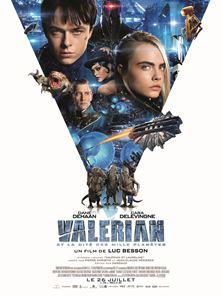 Valérian et la Cité des mille planètes Bande-annonce VF