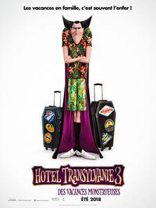 Hôtel Transylvanie 3 : Des vacances monstrueuses Bande-annonce VF