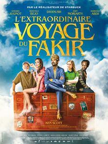 L'Extraordinaire voyage du Fakir Bande-annonce VO