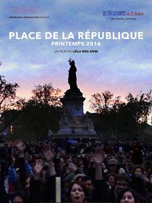 Place de la République, printemps 2016 Bande-annonce VF