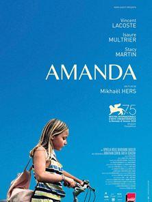 Amanda Bande-annonce VF