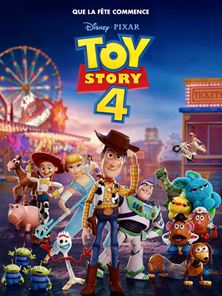 Toy Story 4 Bande-annonce VF