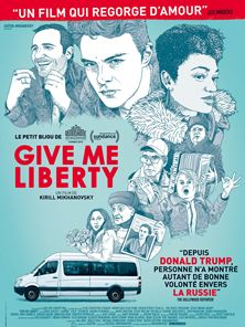 Give Me Liberty Bande-annonce VO