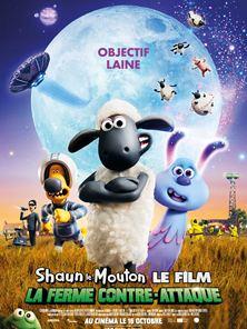 Shaun le Mouton Le Film : La Ferme Contre-Attaque Bande-annonce (3) VF