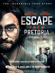 Escape from Pretoria Bande-annonce VO