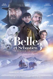 Belle et Sébastien 3 : le dernier chapitre