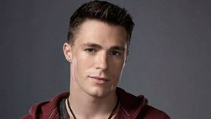 Arrow : Colton Haynes s