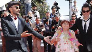 Cannes 2017 : L'Œil d'or du meilleur documentaire remis à Agnès Varda pour Visages, Villages