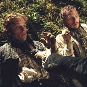 Les Frères Grimm : Photo Heath Ledger, Matt Damon
