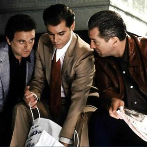 Les Affranchis : Photo Joe Pesci, Ray Liotta, Robert De Niro