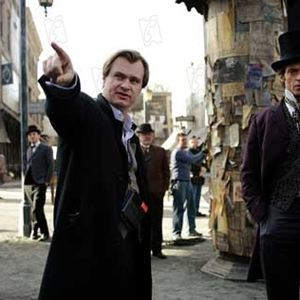 Le Prestige : Photo Christopher Nolan, Hugh Jackman