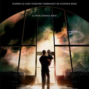 The Mist : Affiche Frank Darabont, Stephen King, Thomas Jane