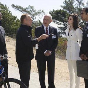 Max la menace : Photo Alan Arkin, Anne Hathaway, Cedric Yarbrough, Dwayne Johnson, James Caan