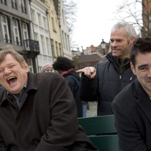 Bons Baisers de Bruges : Photo Brendan Gleeson, Colin Farrell, Martin McDonagh