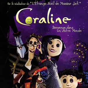 Coraline : Affiche Henry Selick
