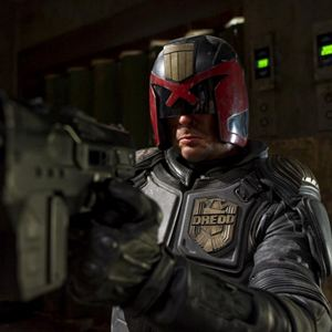 Dredd : Photo Karl Urban