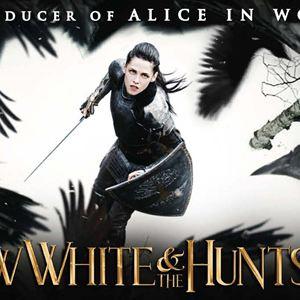 blanche neige et le chasseur film 2012 allocin. Black Bedroom Furniture Sets. Home Design Ideas