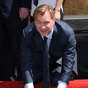 Photo promotionnelle Christopher Nolan