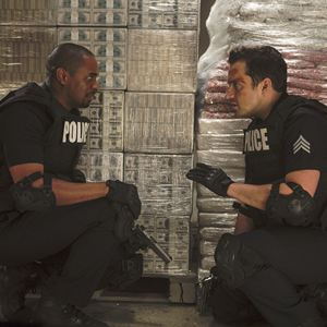 Cops - Les Forces du désordre : Photo Damon Wayans Jr., Jake Johnson (XVI)