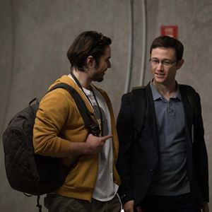 Snowden : Photo Ben Schnetzer, Joseph Gordon-Levitt