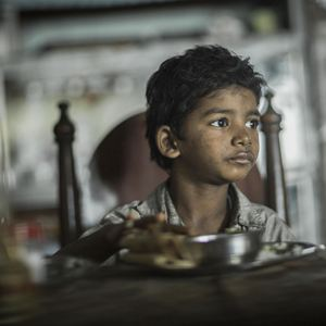 Lion : Photo Sunny Pawar
