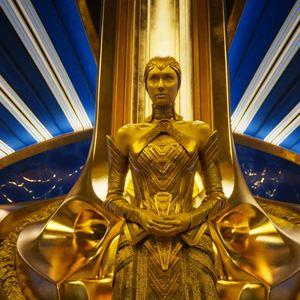 Les Gardiens de la Galaxie 2 : Photo Elizabeth Debicki