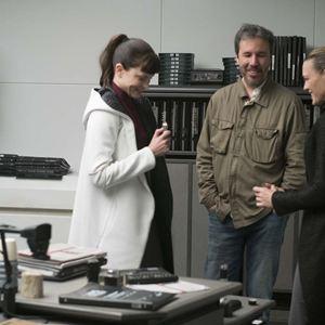Blade Runner 2049 : Photo Denis Villeneuve, Robin Wright, Sylvia Hoeks