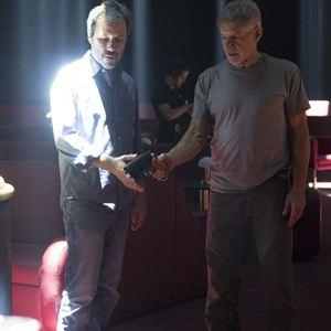 Blade Runner 2049 : Photo Denis Villeneuve, Harrison Ford