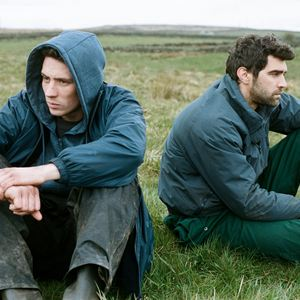 Seule la Terre : Photo Alec Secareanu, Josh O'Connor