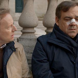 Garde alternée : Photo Didier Bourdon, Laurent Stocker
