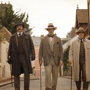 The Happy Prince : Photo Colin Firth, Edwin Thomas, Rupert Everett
