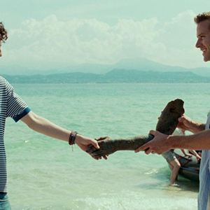 Call Me By Your Name : Photo Armie Hammer, Timothée Chalamet