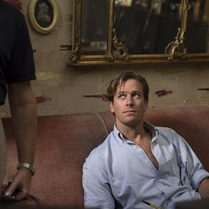Call Me By Your Name : Photo Armie Hammer