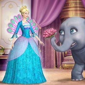 Casting du film barbie princesse de l 39 le merveilleuse - Barbie et l ile merveilleuse ...