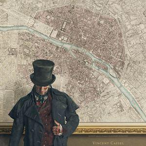 L'Empereur de Paris : Affiche