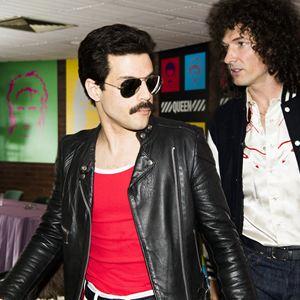Bohemian Rhapsody : Photo Gwilym Lee, Rami Malek