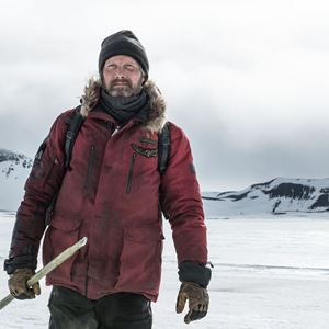 Arctic : Photo Mads Mikkelsen