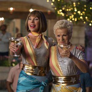 Mamma Mia! Here We Go Again : Photo Christine Baranski, Julie Walters