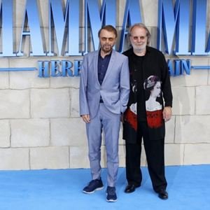 Mamma Mia! Here We Go Again : Photo promotionnelle Benny Andersson, Björn Ulvaeus